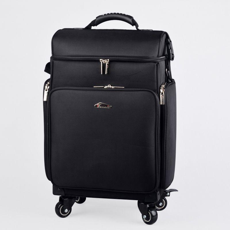 アーティストキャリー 4輪キャスター付き 出張 携帯 便利 スーツケース